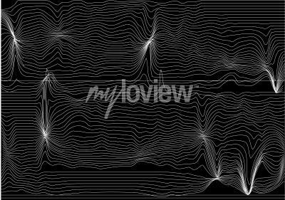 Fotomural Vibração