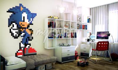 Fotomural Sonic R