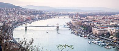 Panoramas das cidades