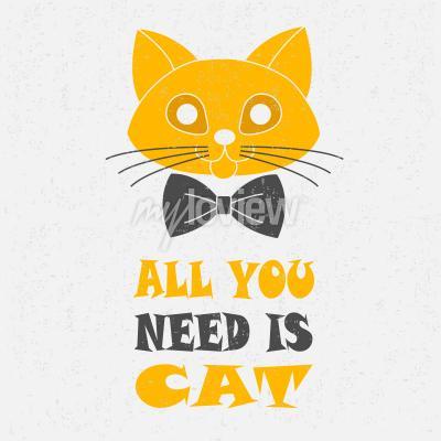 Tudo o que você precisa é gato