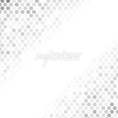 Adesivo Padrão cinza abstrato