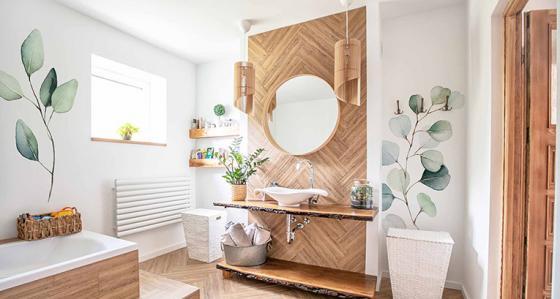 Como renovar o banheiro sem substituir os azulejos? Nós aconselhamos!
