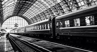 Estação de ferro